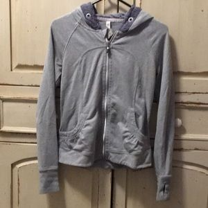 Lululemon Limited Addition Scuba Zip Hoodie